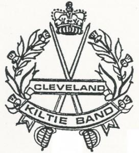 The Cleveland Kiltie Band Logo